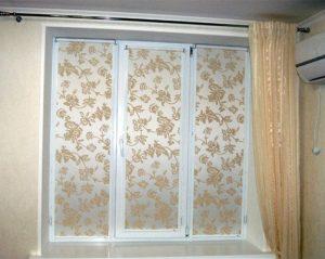 улонные шторы