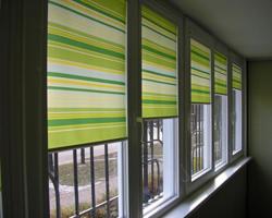 Рулонные шторы в Воронеже